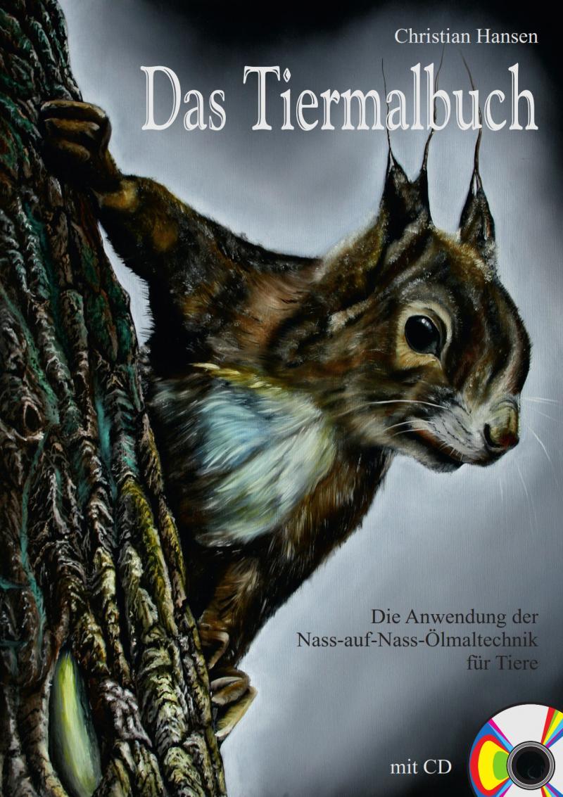 Das Tiermalbuch digital
